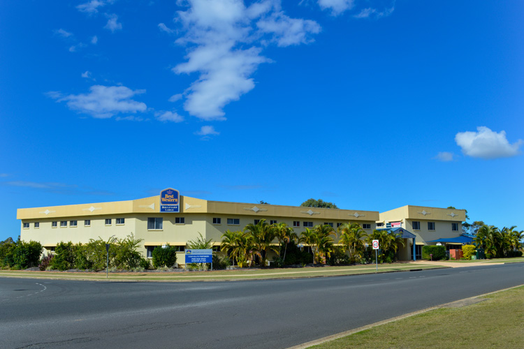 BEST WESTERN Boulevard Lodge - Bundaberg Accommodation