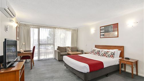 Quality Inn and Suites Knox - Bundaberg Accommodation