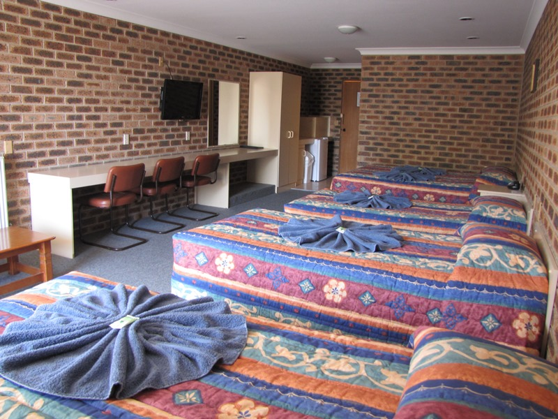 Big Trout Motor Inn - Bundaberg Accommodation