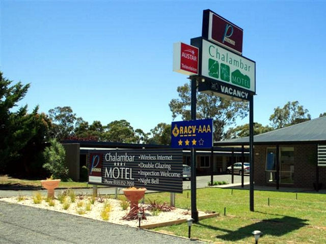 Chalambar Motel - Bundaberg Accommodation
