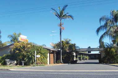 Countryman Motel - Bundaberg Accommodation