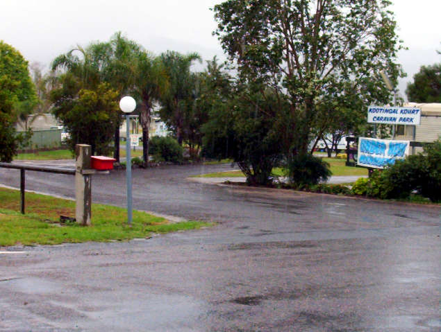 Kootingal Kourt Caravan Park - Bundaberg Accommodation