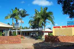 Motel Childers - Bundaberg Accommodation