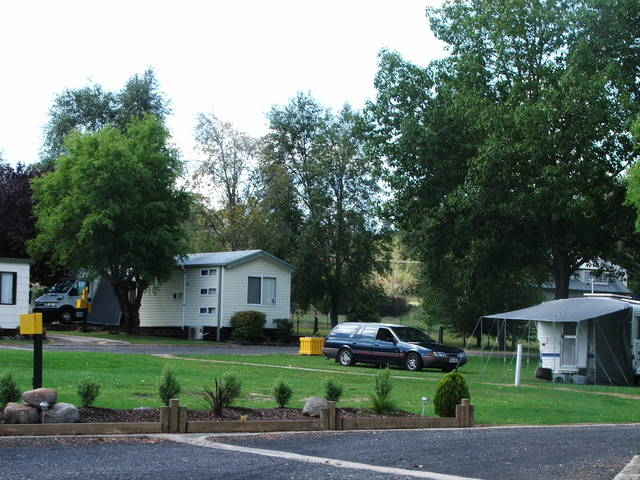 Poplar Caravan Park - Bundaberg Accommodation