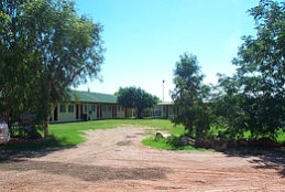 Renner Springs Desert Hotel Motel - Bundaberg Accommodation