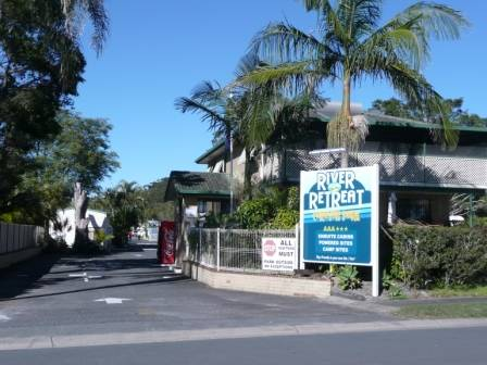 River Retreat Caravan Park - Bundaberg Accommodation