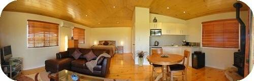 Scenic Rim View Cottages for Couples - Bundaberg Accommodation