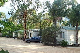 Yallakool Caravan Park on Bjelke-Petersen Dam - Bundaberg Accommodation