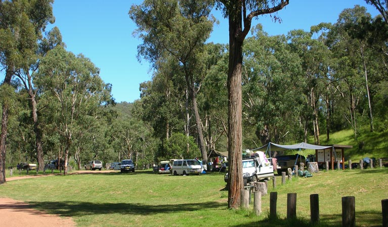 Washpools campground - Bundaberg Accommodation