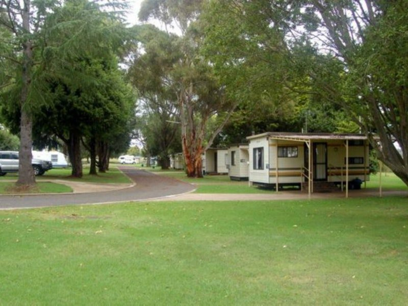 Glen Rest Tourist Park - Bundaberg Accommodation