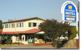 Sovereign Motor Inn Cooma - Bundaberg Accommodation