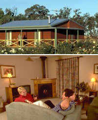 Twin Trees Country Cottages - Bundaberg Accommodation