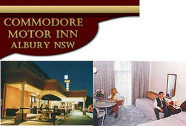 Commodore Motor Inn - Bundaberg Accommodation
