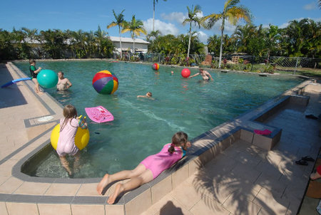 Kurrimine Beach Holiday Park - Bundaberg Accommodation
