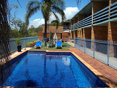 Tannum on the Beach Motel - Bundaberg Accommodation