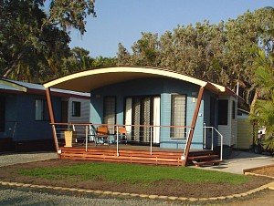 Island View Caravan Park - Bundaberg Accommodation