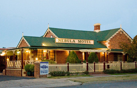 Nebula Motel - Bundaberg Accommodation