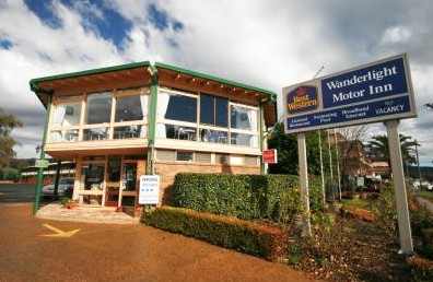Best Western Wanderlight Motor Inn - Bundaberg Accommodation