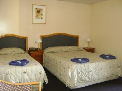 Mudgee Motor Inn - Bundaberg Accommodation