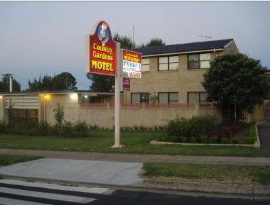 Country Gardens Motel Coonabarabran - Bundaberg Accommodation