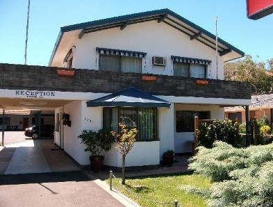 Alkira Motel - Bundaberg Accommodation
