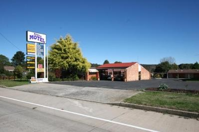 Alpha Motel - Bundaberg Accommodation