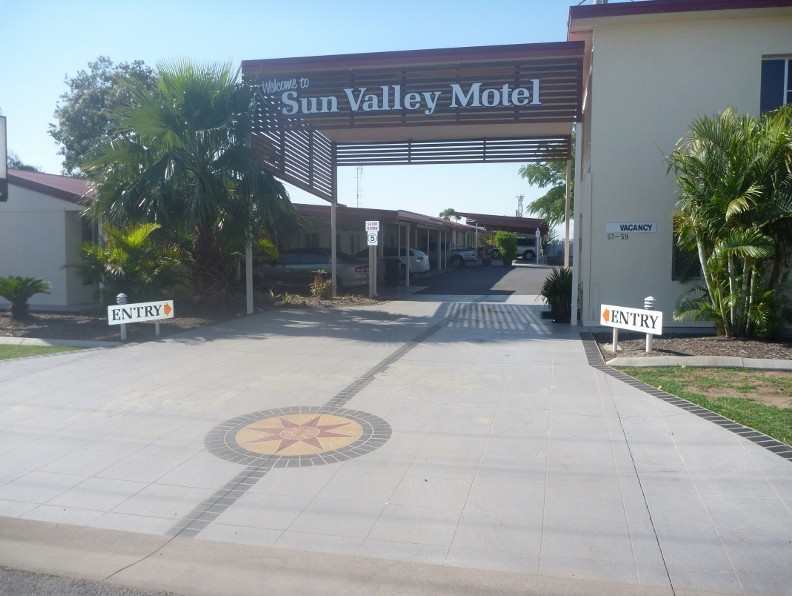 Sun Valley Motel - Bundaberg Accommodation