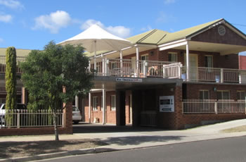 Golf Links Motel - Bundaberg Accommodation
