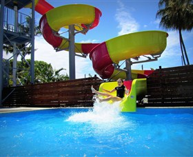 BIG4 Capricorn Palms Holiday Village - Bundaberg Accommodation