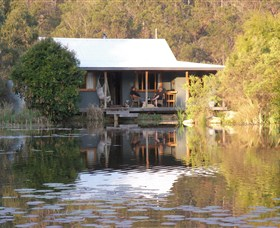Barney Creek Vineyard Cottages - Bundaberg Accommodation
