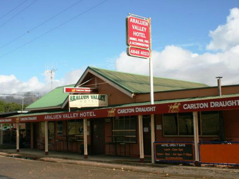 Araluen Hotel - Bundaberg Accommodation