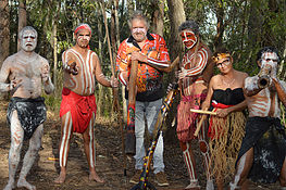 Didgeridoo Jam in the Park - Bundaberg Accommodation
