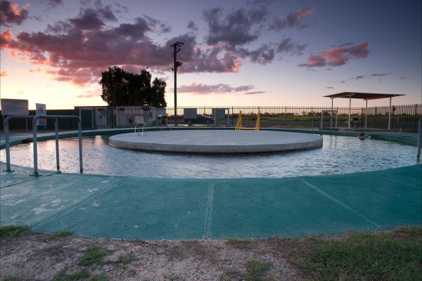 Burren Junction Bore Baths and Camp Ground - Bundaberg Accommodation