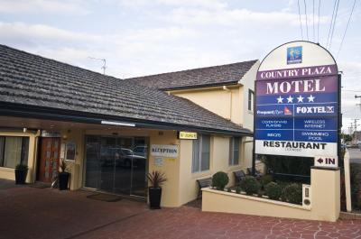 Quality Inn Country Plaza Queanbeyan - Bundaberg Accommodation