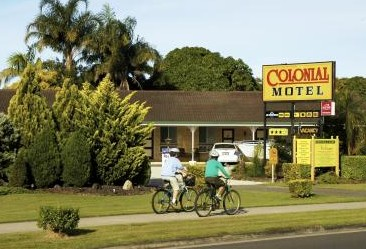 Ballina Colonial Motel - Bundaberg Accommodation