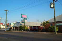 Burke And Wills - Bundaberg Accommodation