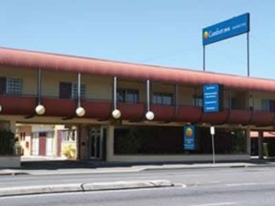 Comfort Inn Manhattan - Bundaberg Accommodation