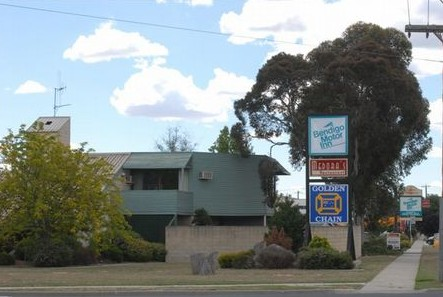 Bendigo Motor Inn Golden Chain - Bundaberg Accommodation