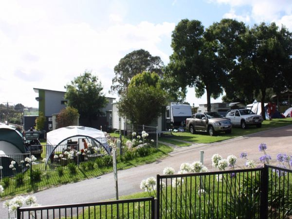 Tambo River Tourist Park - Bundaberg Accommodation