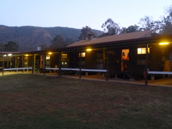 Christmas Creek Cafe and Cabins - Bundaberg Accommodation