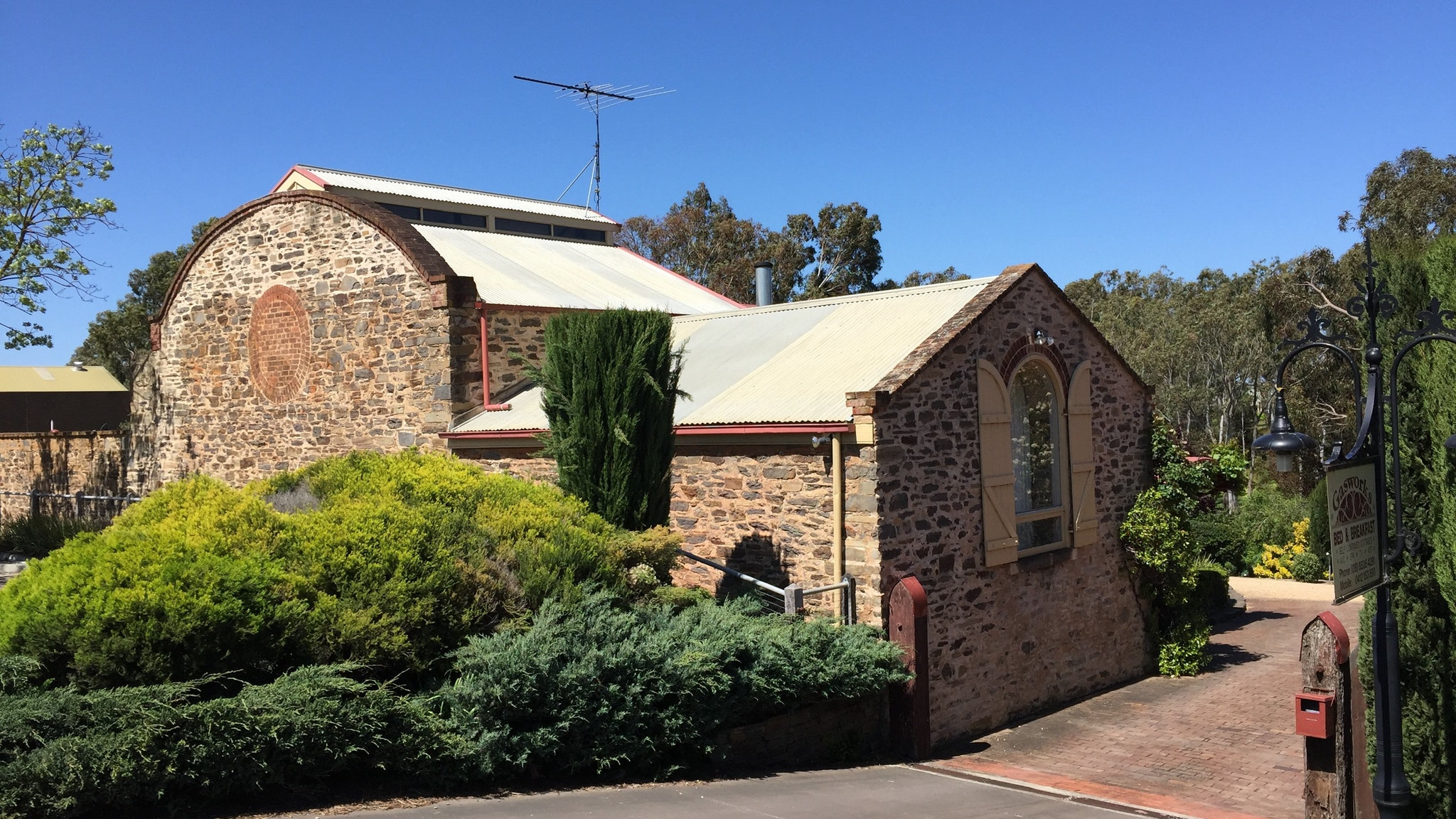 Gasworks Cottages Strathalbyn - Bundaberg Accommodation