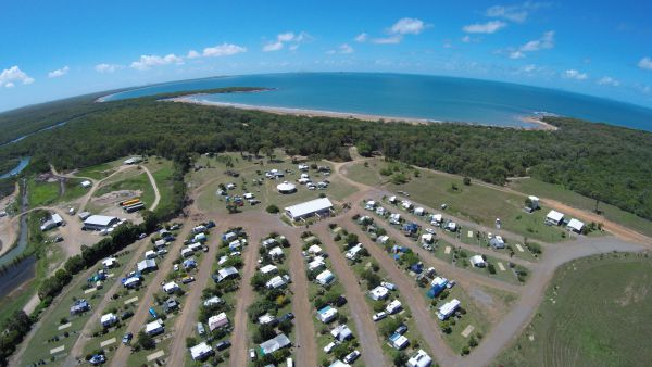 Cape Palmerston Holiday Park - Bundaberg Accommodation