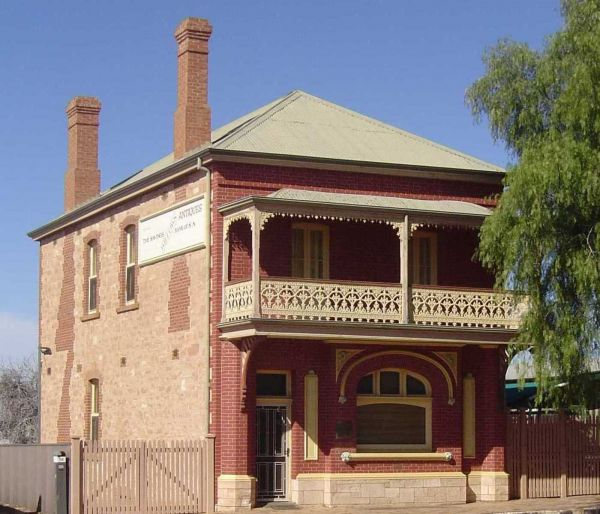 Savings Bank of South Australia - Old Quorn Branch - Bundaberg Accommodation