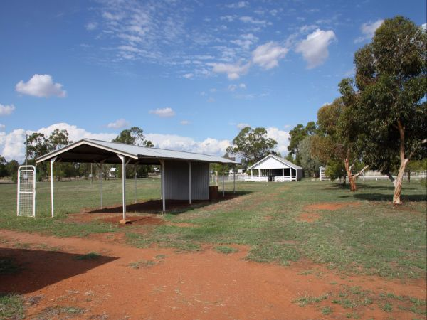 Trundle Showground - Bundaberg Accommodation