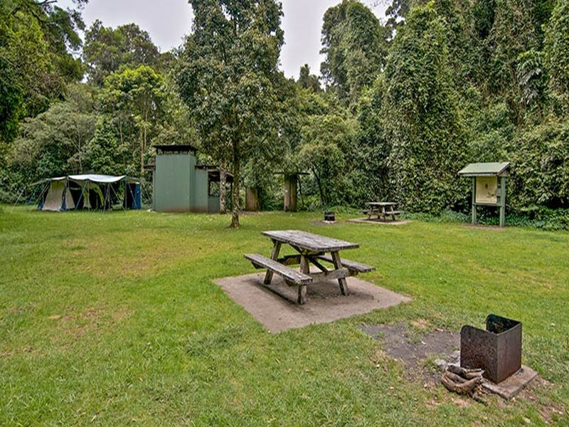 Forest Tops campground - Bundaberg Accommodation