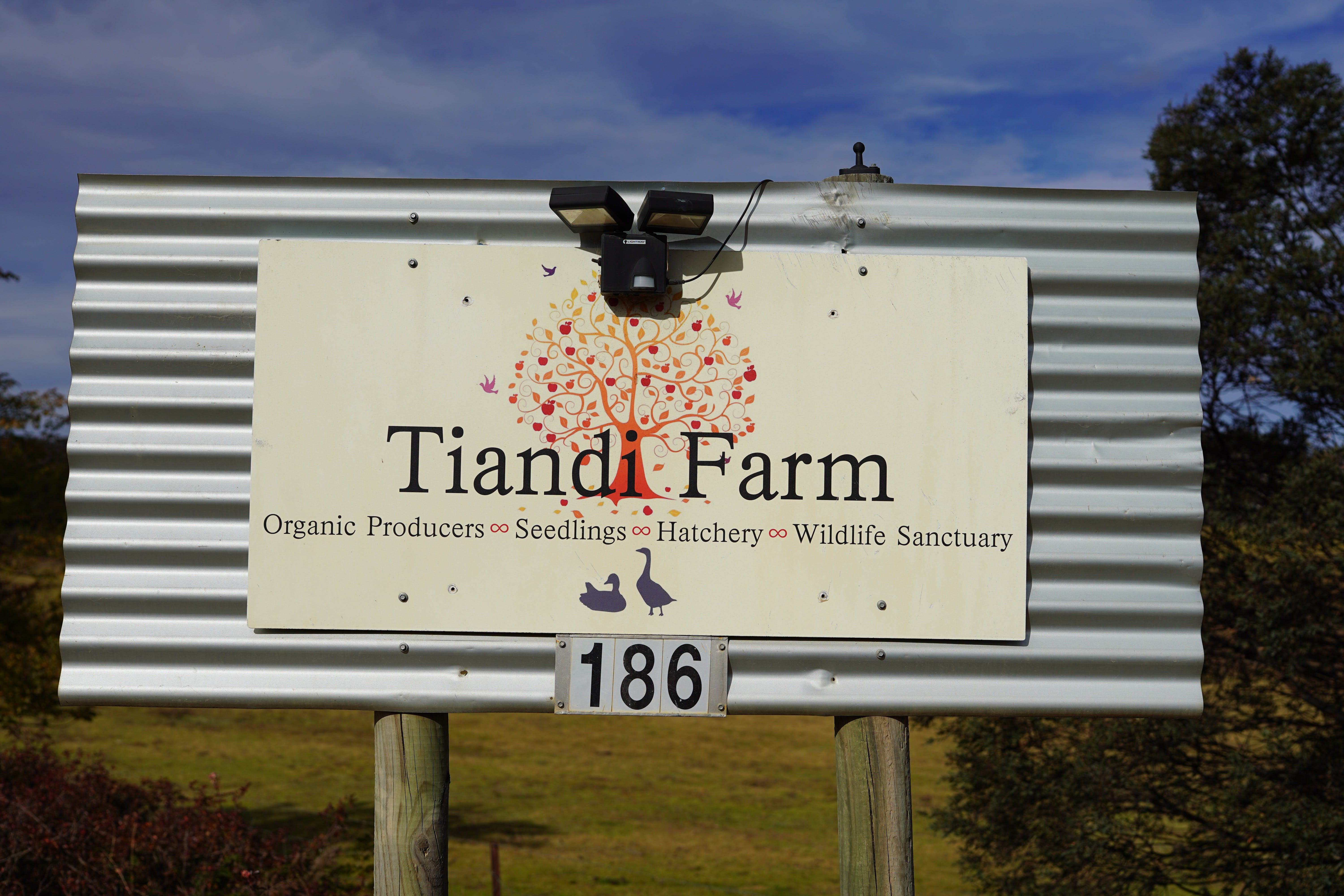 Tiandi Wildlife Sanctuary Farm Stay - Jambalaya Cottage - Bundaberg Accommodation