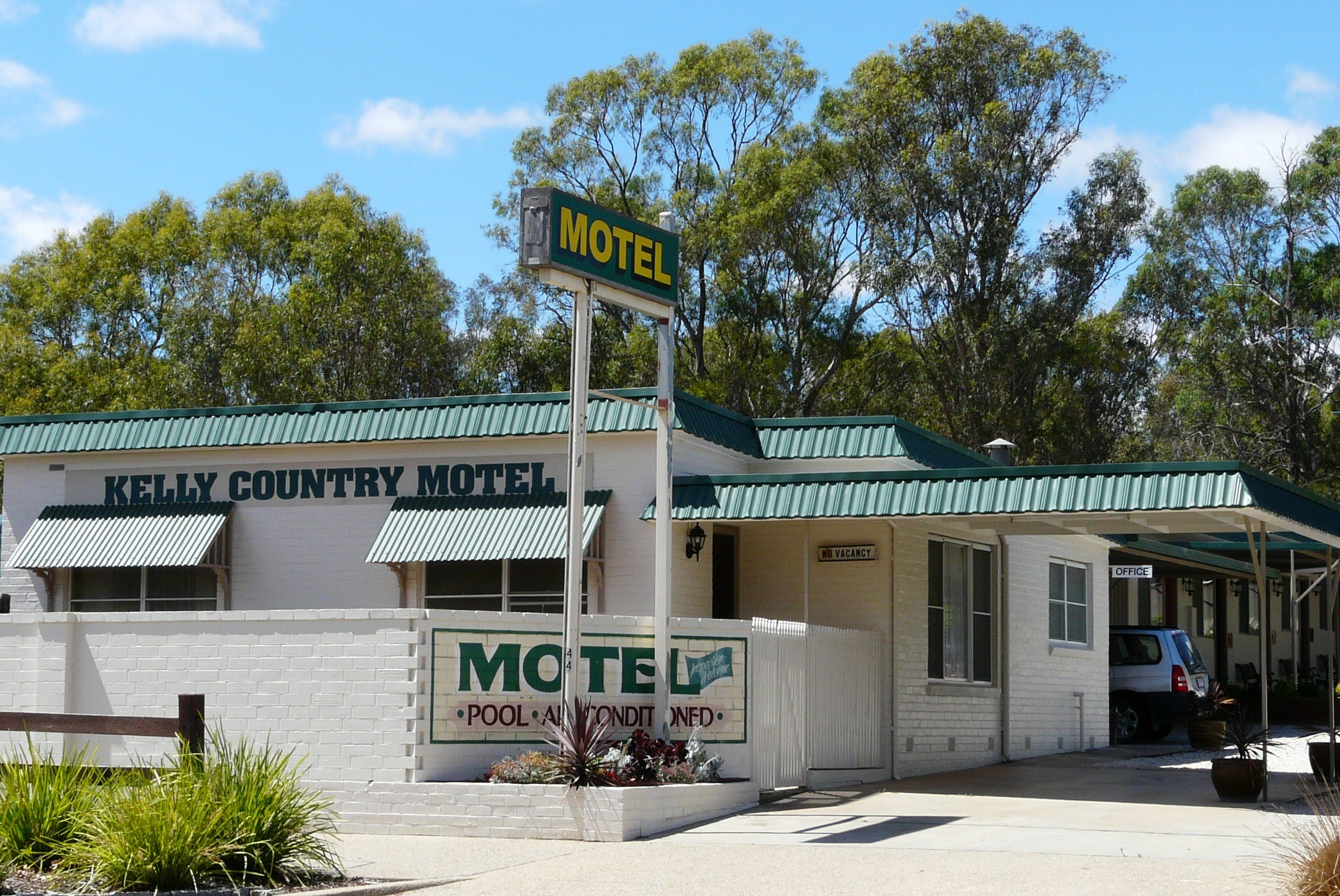 Glenrowan Kelly Country Motel - Bundaberg Accommodation