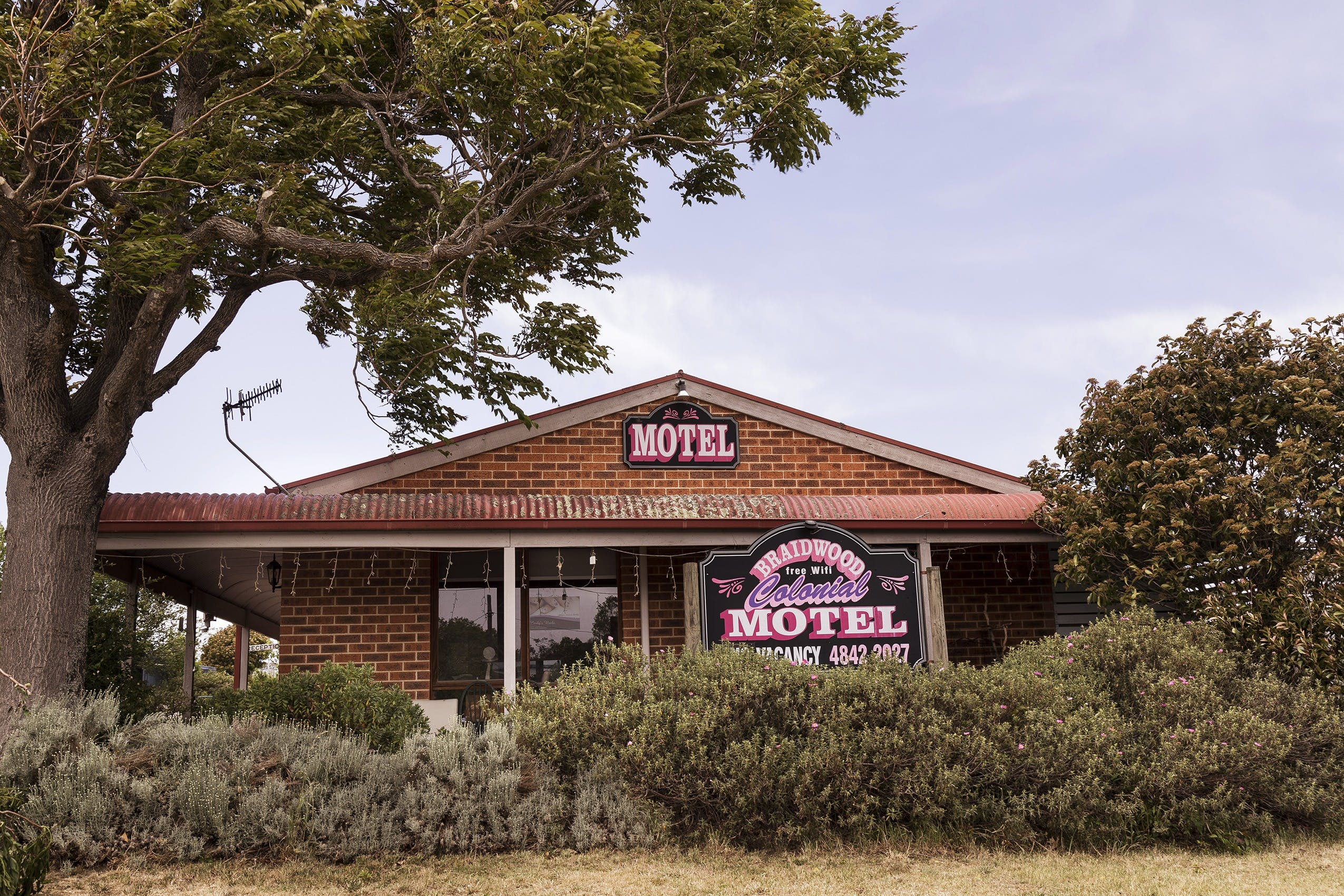 Colonial Motel - Bundaberg Accommodation
