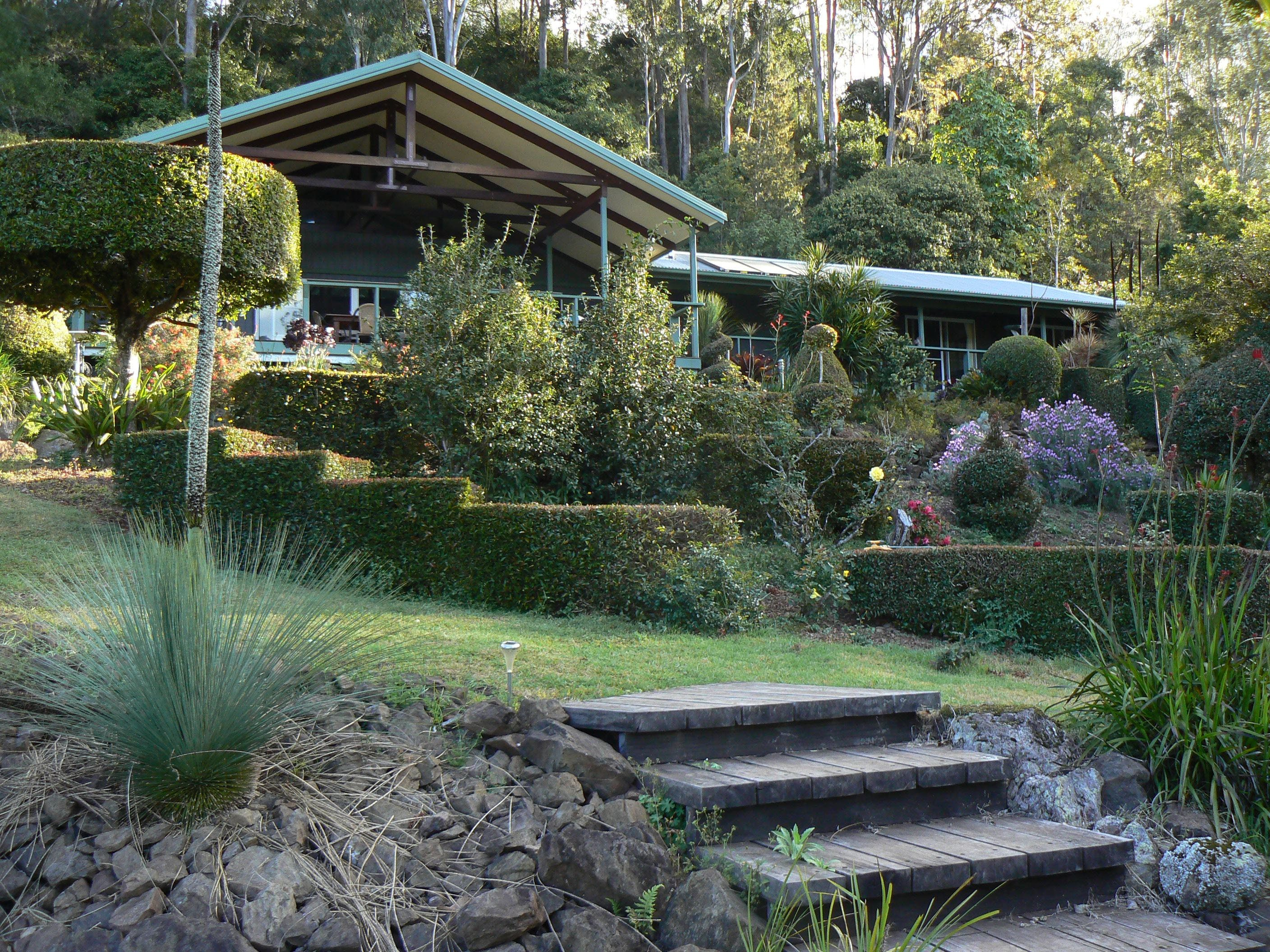 Cougal Park Bed and Breakfast - Bundaberg Accommodation