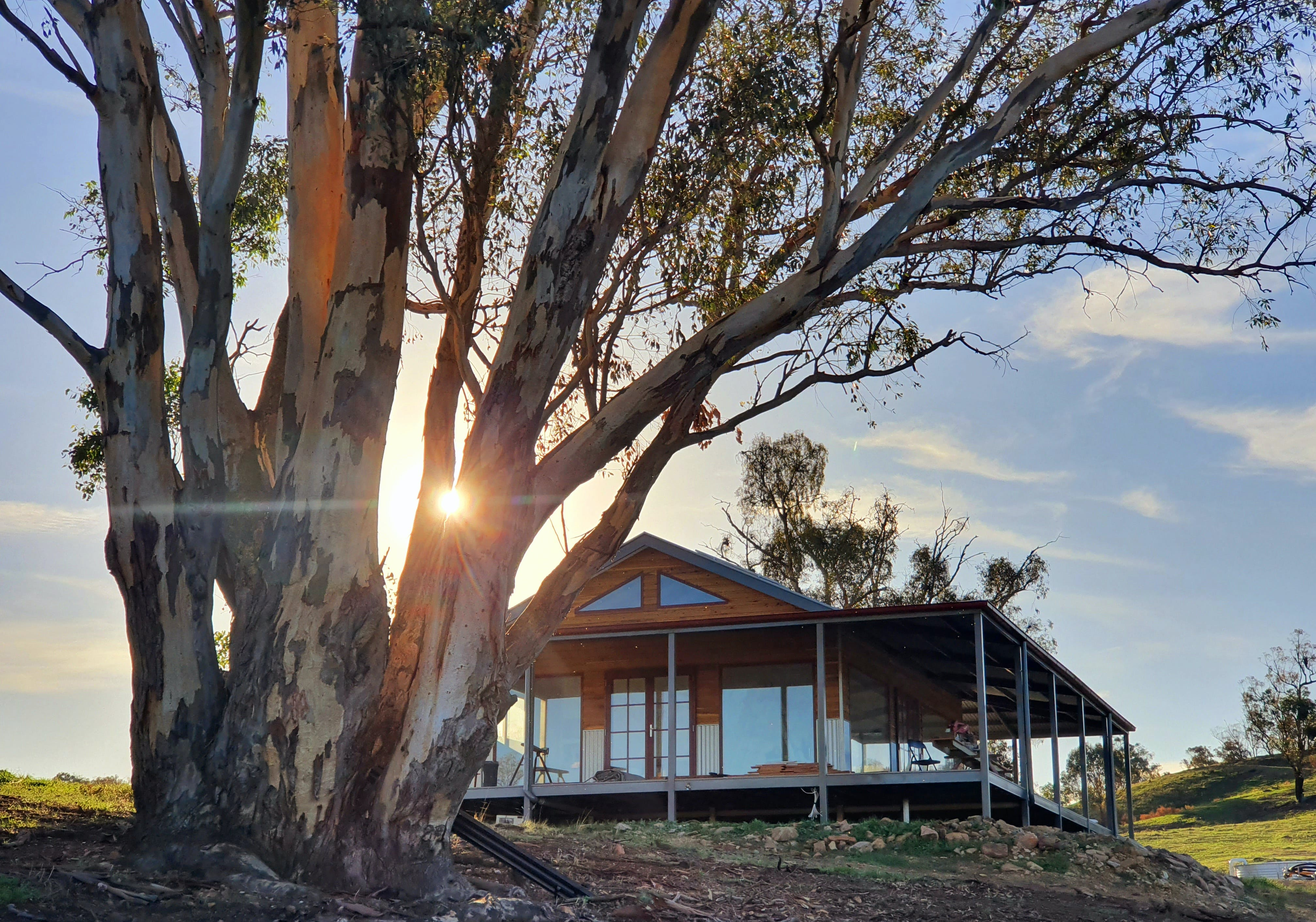 Kestrel Nest EcoHut - Bundaberg Accommodation